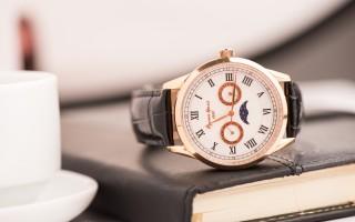 Đồng hồ Poljot President - Niềm tự hào bên trong thiết kế ấn tượng