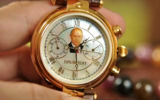 Giao lưu đồng hồ Nga tìm về một thời vàng son