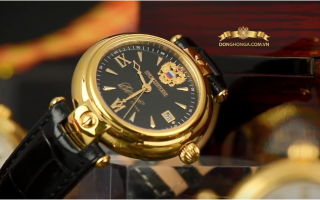 Đồng hồ Nga - Quà tặng Tết lý tưởng năm 2019