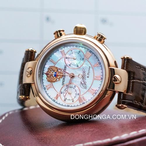 Poljot President Putin Chronograph Datejust