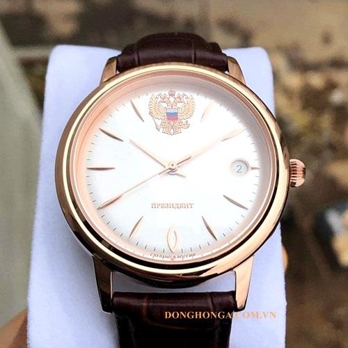 Poljot President Russian Rose Gold 1930