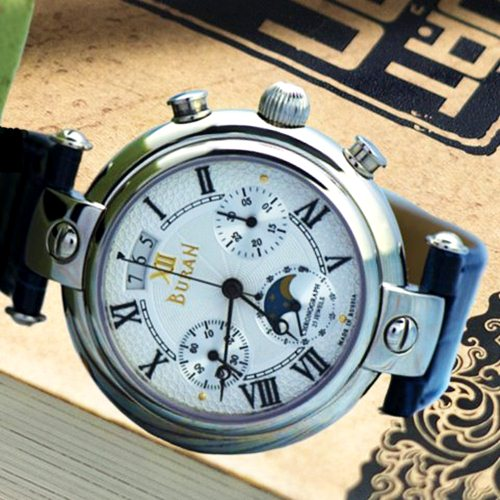 Buran Moonphase 31679 Limited