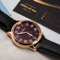 Poljot President Cafe Rose Gold