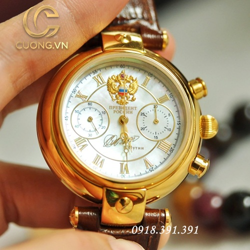 Poljot President Putin Chronograph Limited