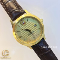 Poljot President Yellow Gold