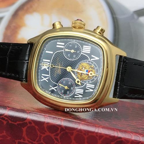 Poljot President Black Limited Chronograph