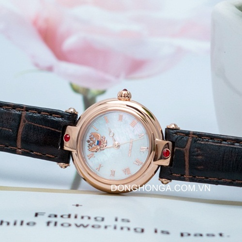 Poljot President Lady Rose Gold