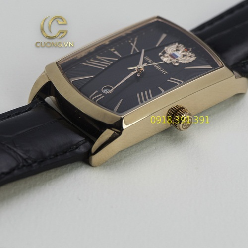 Poljot President Rectangle Rose Gold