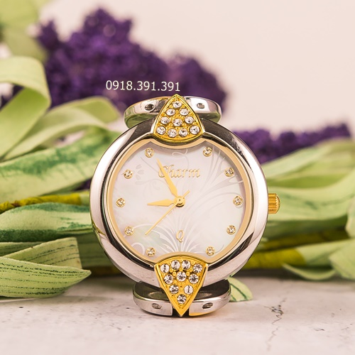 Poljot Charm White Gold 4680