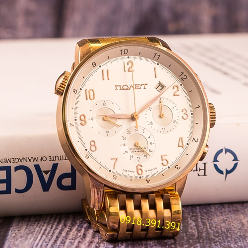 Poljot President Chronograph 31681