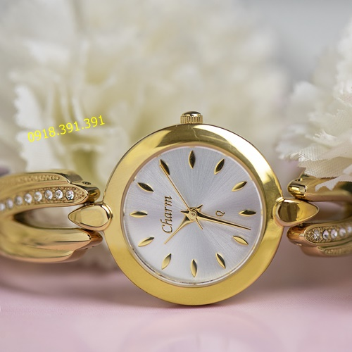 Poljot Charm Ladies Gold
