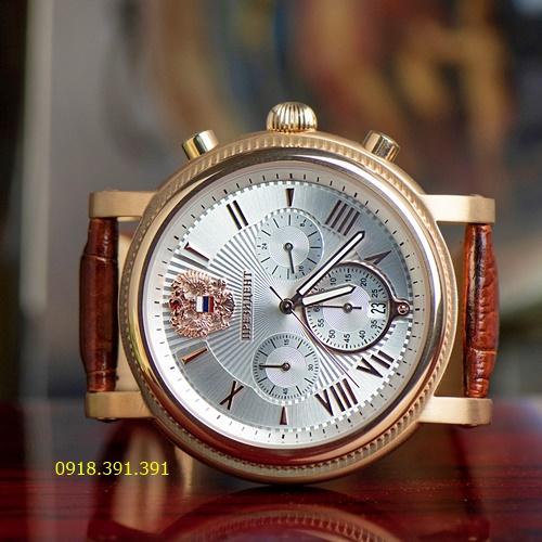 Poljot President Rose Gold Chronograph